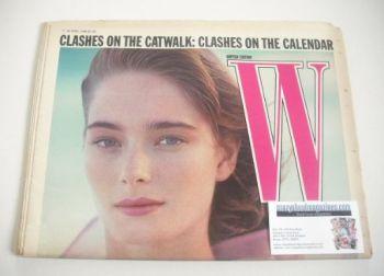 W magazine (7-20 April 1988)