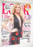 <!--2015-03-23-->Look magazine - 23 March 2015 - Ellie Goulding cover