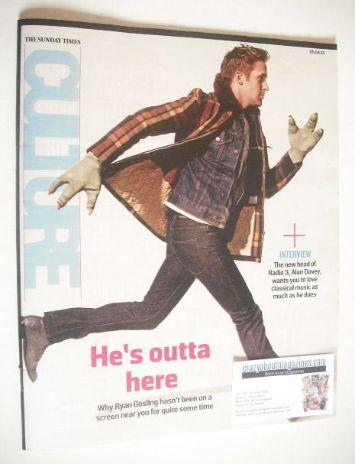 <!--2015-04-05-->Culture magazine - Ryan Gosling (5 April 2015)