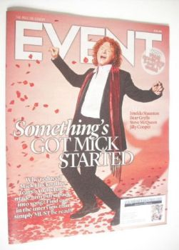 Event magazine - Mick Hucknall cover (3 May 2015)