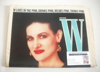 W magazine (14-27 July 1988)
