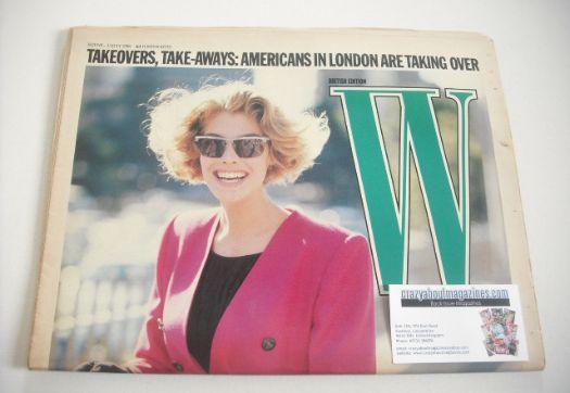 <!--1988-06-30-->W magazine (30 June - 13 July 1988)