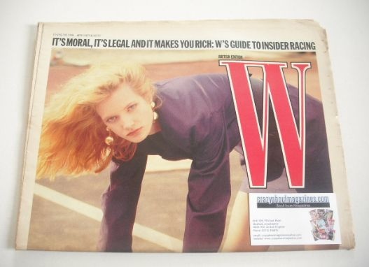 <!--1988-06-16-->W magazine (16-29 June 1988)