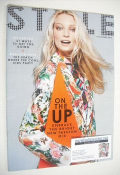 Style magazine - On The Up cover (12 January 2014)