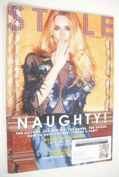 Style magazine - Mary Charteris cover (24 November 2013)