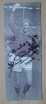 Jack Charlton autograph