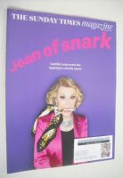 <!--2014-09-07-->The Sunday Times magazine - Joan Rivers cover (7 September 2014)