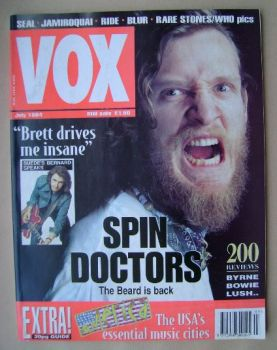 Vox magazine - July 1994 (Issue 46)