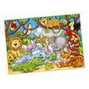 Who's In The Jungle? Jigsaw Puzzle