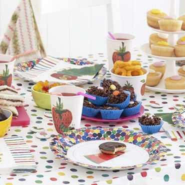 The Hungry Caterpillar Party Table Pack