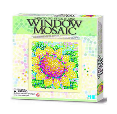 Window Mosaic - Sunflower