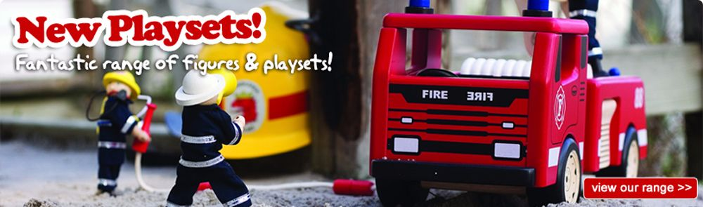 New Playsets