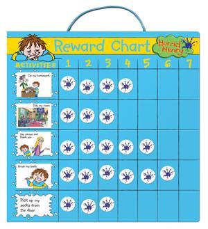 Horrid Henry Small Magnetic Reward Chart