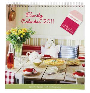 Family Calendar 2011