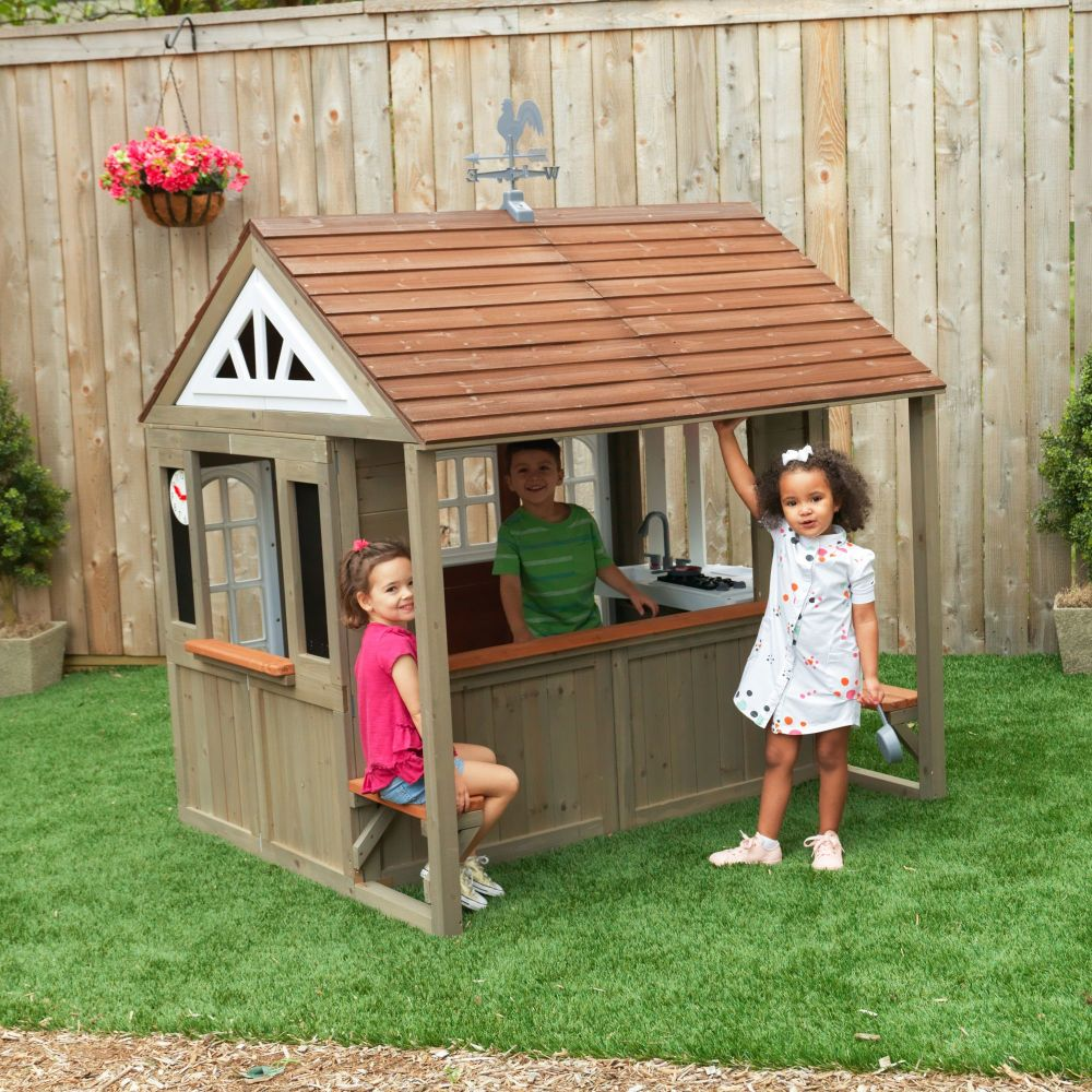 Country Vista Garden Playhouse