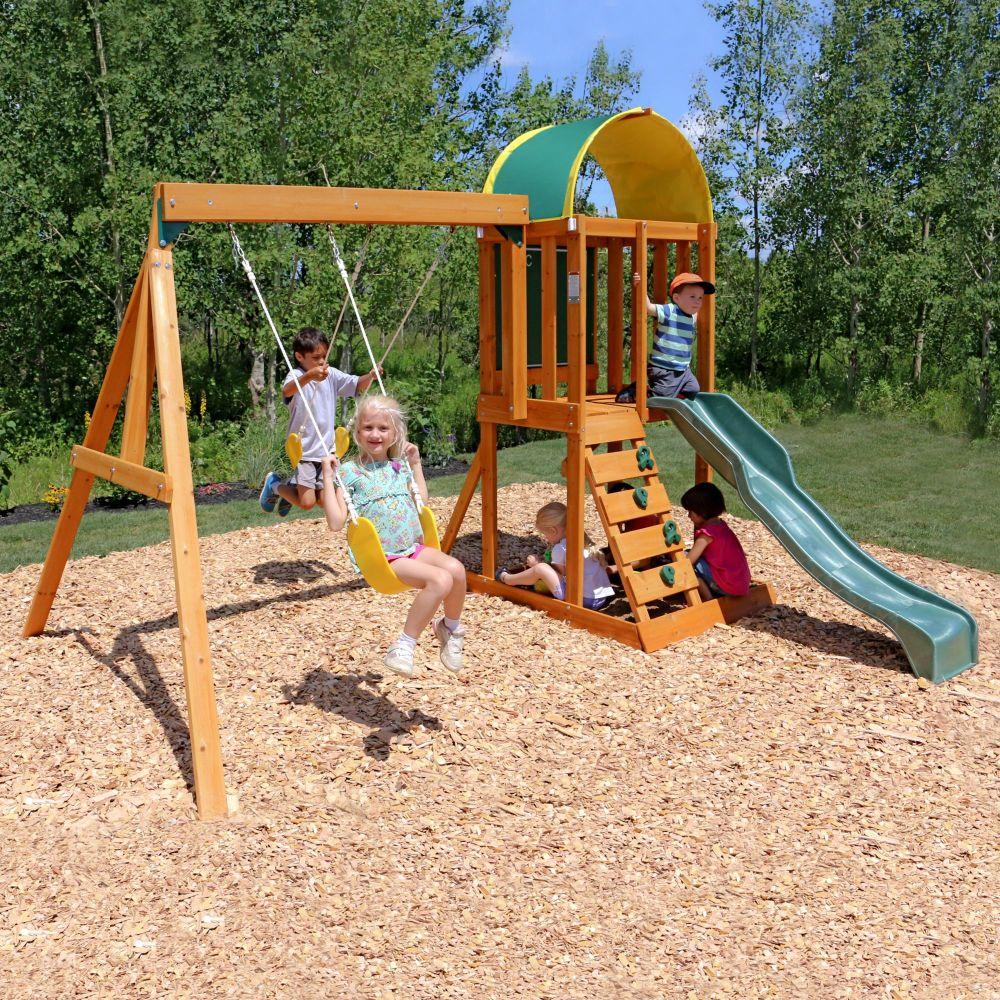 Ainsley Garden Play Set by Cedar Summit