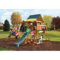 Brookridge Climbing Frame Outdoor Wooden Play Center