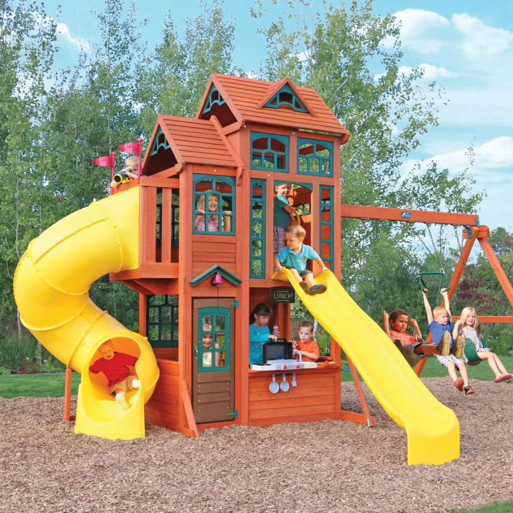 Canyon Ridge Kids Adventure Clubhouse