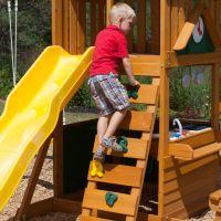 Kids Climbing Rocks - Set of 6