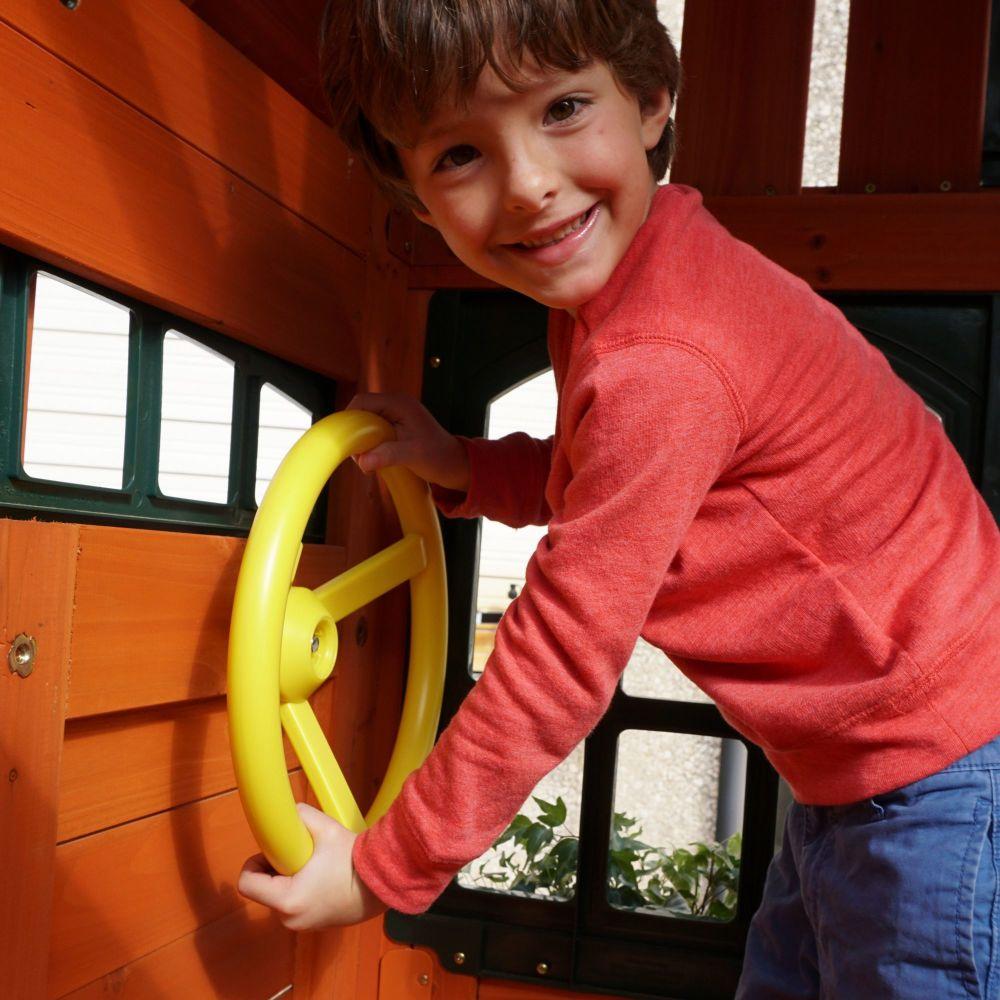 Kids Toy Steering Wheel