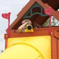 Children's Mounted Pirate Telescope