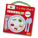 5 A Day Food Reward Chart
