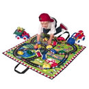 Carry Along Road Play Mat / Toy Bag