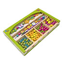 Wooden Bead Set - Gleeful Garden