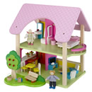 Little Cottage Doll's House