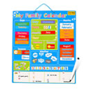 Magnetic Family Calendar (Large)