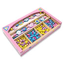 Wooden Bead Set - Playful Pals