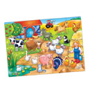 Who's On The Farm? Jigsaw Puzzle