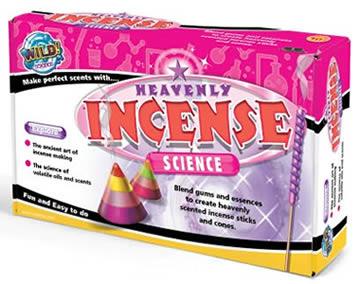 Heavenly Incense Science Kit