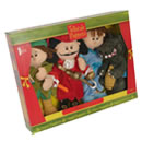 Tellatale Peter Pan Puppet Set