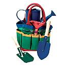 Children's Garden Tote & Tools