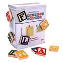 Wooden Magnetic Fridge Alphabet