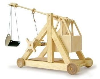 Ancient War Machines - Trebuchet