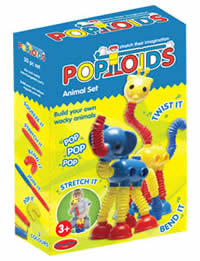 Popoids - Animal Set