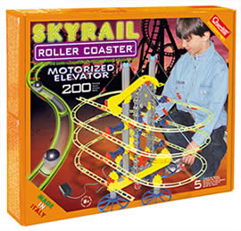 Skyrail Roller Coaster with Motorised Elevator (5 Metres)