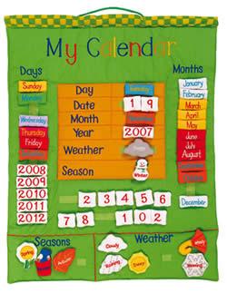 My Calendar - Green