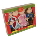 Tellatale Sleeping Beauty Puppet Set