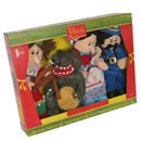 Tellatale Punch and Judy Puppet Set