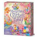 Mould & Paint - Glitter Princess