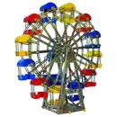 Model Ferris Wheel