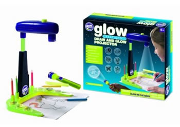Draw and Glow Projector