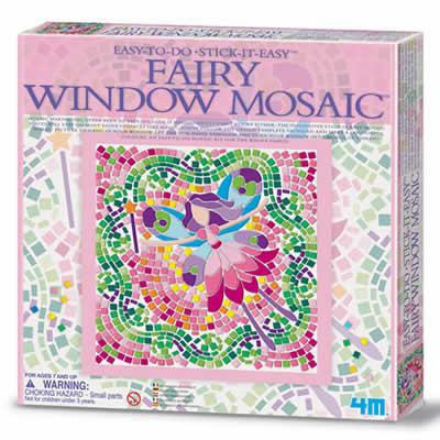 Window Mosaic - Fairy