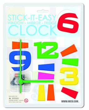 Stick-It-Easy Clock (Classic)
