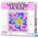 Window Mosaic - Butterfly