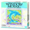 Window Mosaic - Dolphin