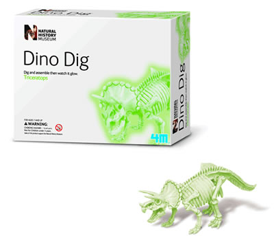 Dino Dig Triceratops